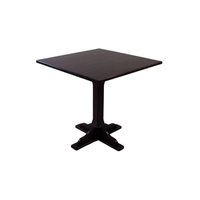 Piedestal table