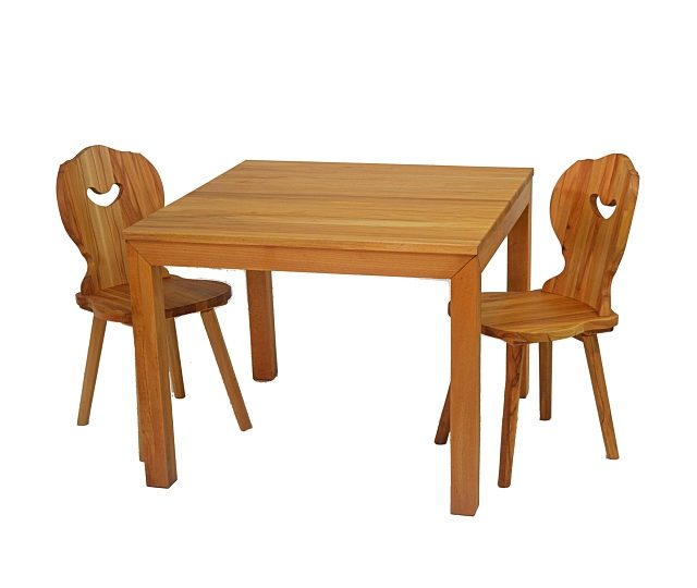 Florenz table with Bavaria chairs