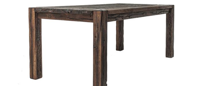 Masa antichizata lemn masiv