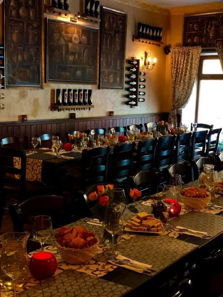 Restaurant amenajat de Xilomob