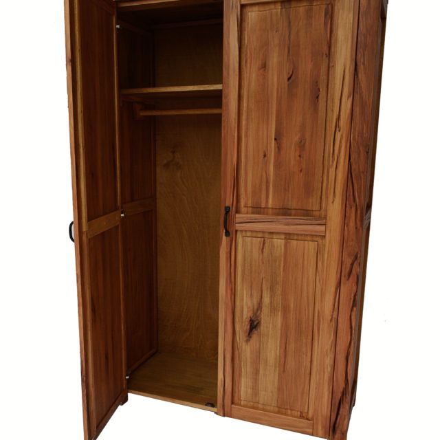 wardrobe in bedrooms from wood