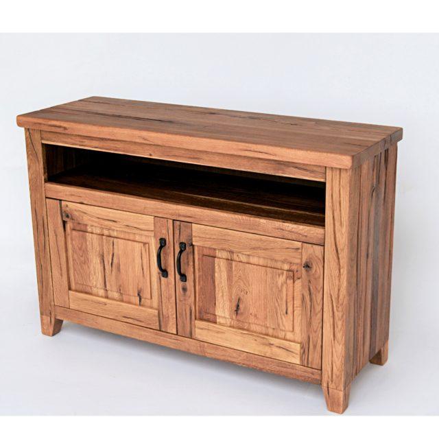 Wild oak TV cabinet