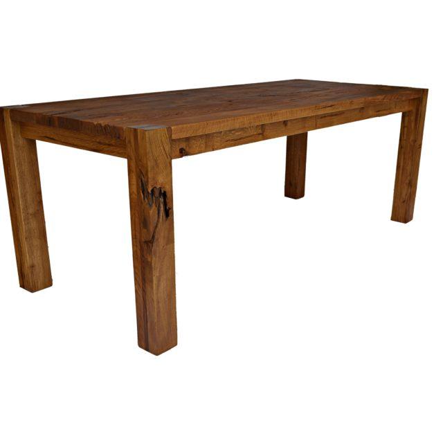 Wild oak table